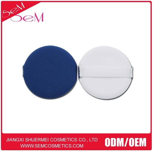 XR-A504 Air Cushion Sponge Powder Puff Blue Color